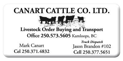 Canart Cattle Co. Ltd.