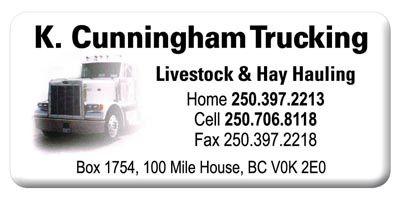K. Cunningham Trucking
