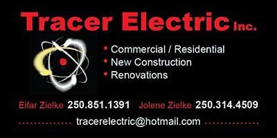 Tracer Electric