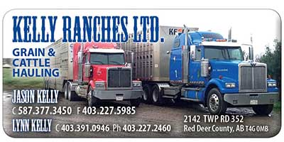 Kelly Ranches Ltd.