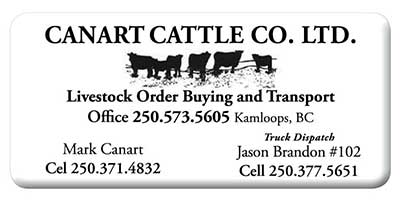 Canart Cattle Co ltd.